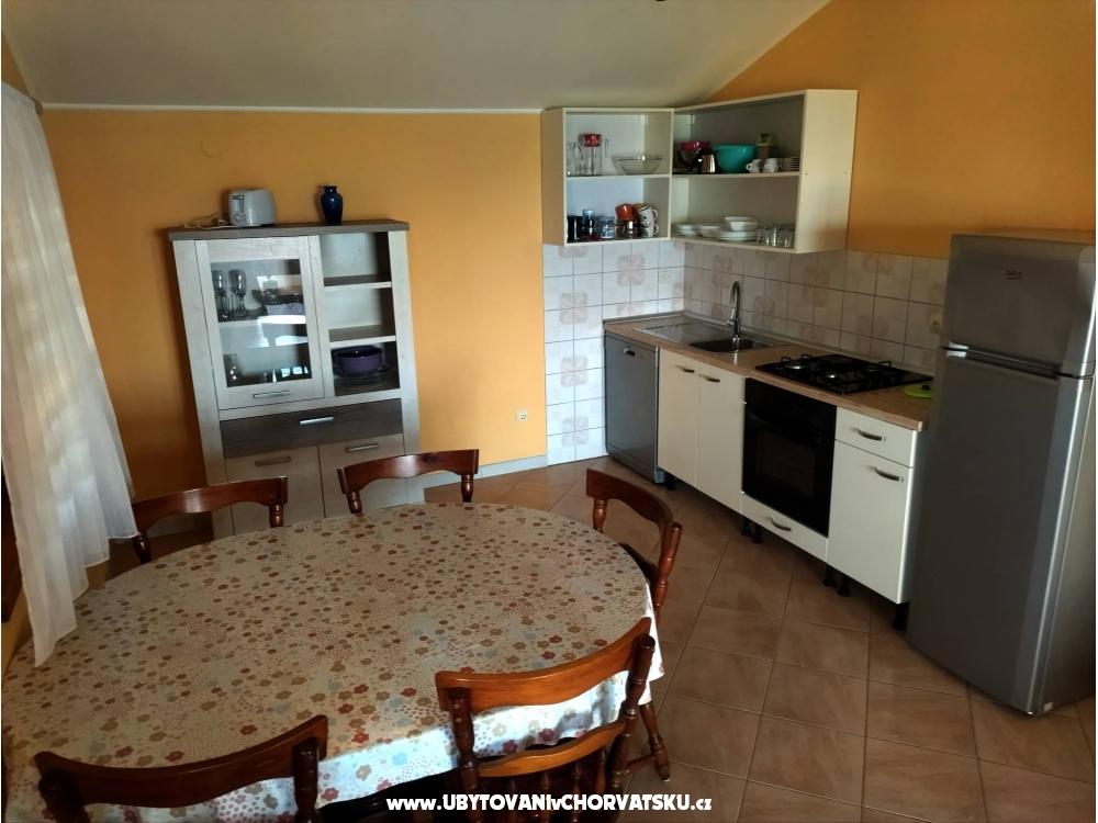 апартамент Prvic Sepurine - Vodice Хорватия