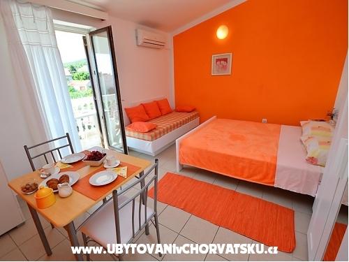 Appartement Zadro - Vodice Croatie