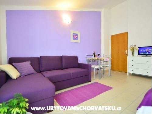 Apartmán Zadro - Vodice Chorvátsko