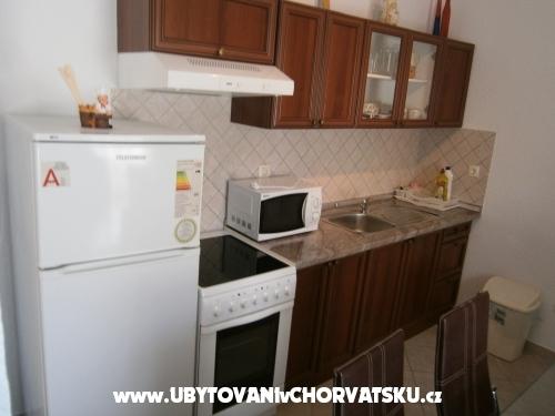 Apartmány Ana - Vodice Chorvatsko