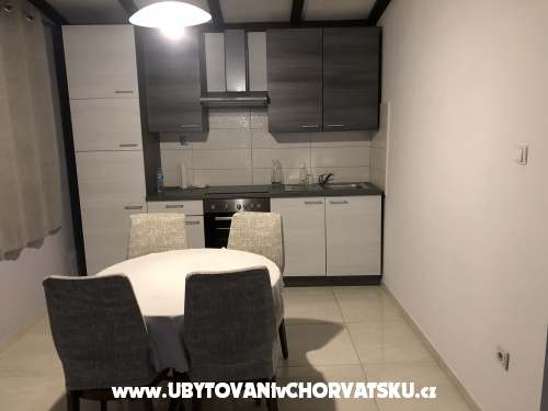 Apartmány Barbin - Vodice Chorvátsko