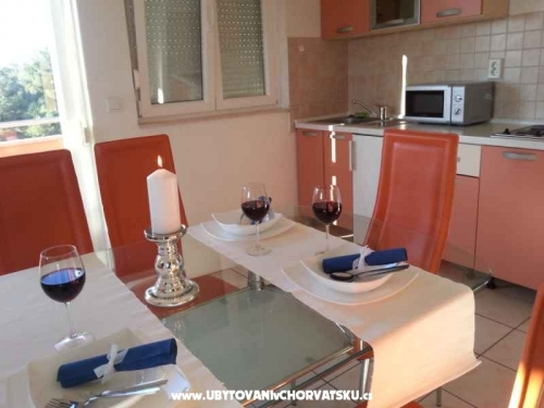 Appartements MELON - Vodice Croatie