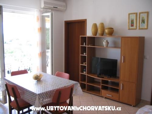 апартаменты Duzelovi dvori - Vodice Хорватия
