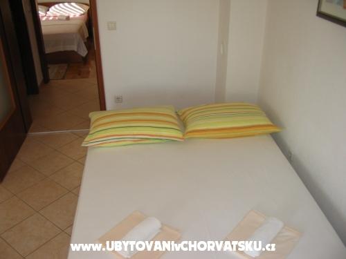 Apartmány Duzelovi dvori - Vodice Chorvatsko