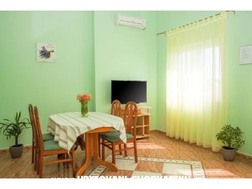 Apartmanok M&I - Vodice Horvátország