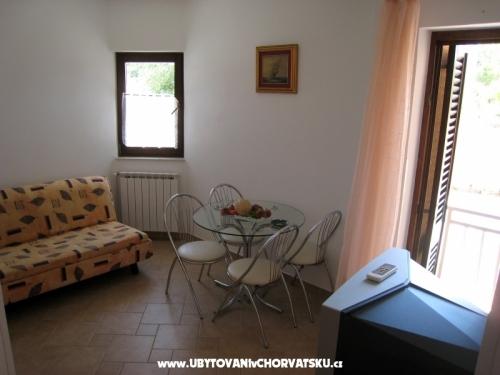 Apartmaji Mediterranean sundance - Vodice Hrvaška