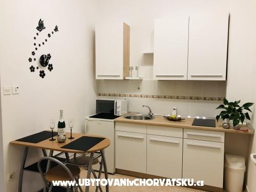 Apartmány Centar - Vodice Chorvatsko