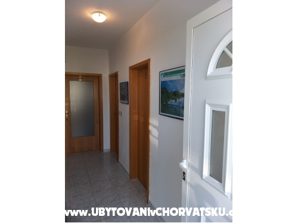 Apartmány Milka-Jure Srima - Vodice Chorvatsko