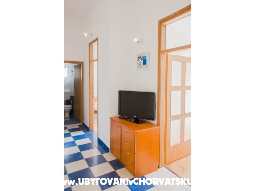 Апартаменты Milka - Vodice Хорватия