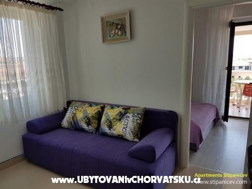 Apartmány Stipaničev - Vodice Chorvátsko