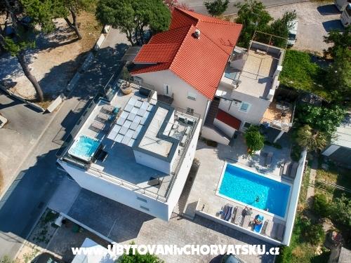 Apartmanok Villa Punta - Vodice Horvátország