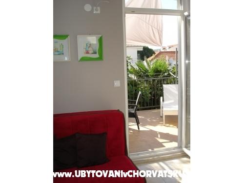 Apartmány Villa Punta - Vodice Chorvátsko