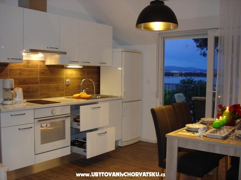 Apartm�ny Villa Punta - Vodice Chorv�tsko