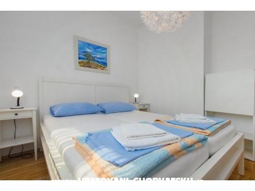 Apartmány Villa Tribunj - Vodice Chorvatsko