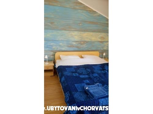 Apartmány Neptun and Jupiter - Vodice Chorvatsko