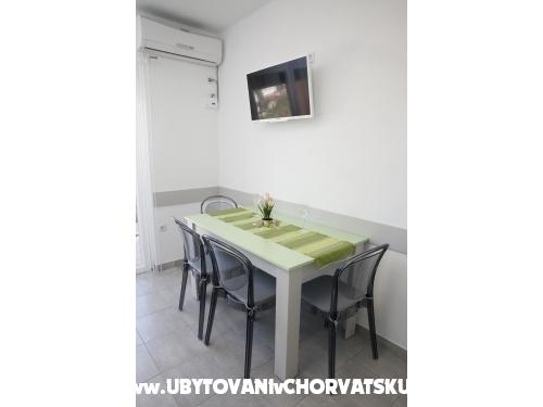 Color Apartmány - Vodice Chorvátsko
