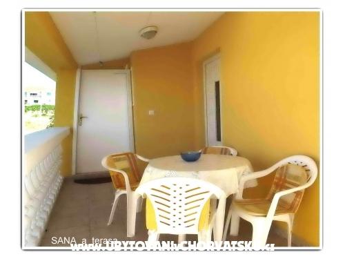 SANA apartmani - Vodice Horvátország