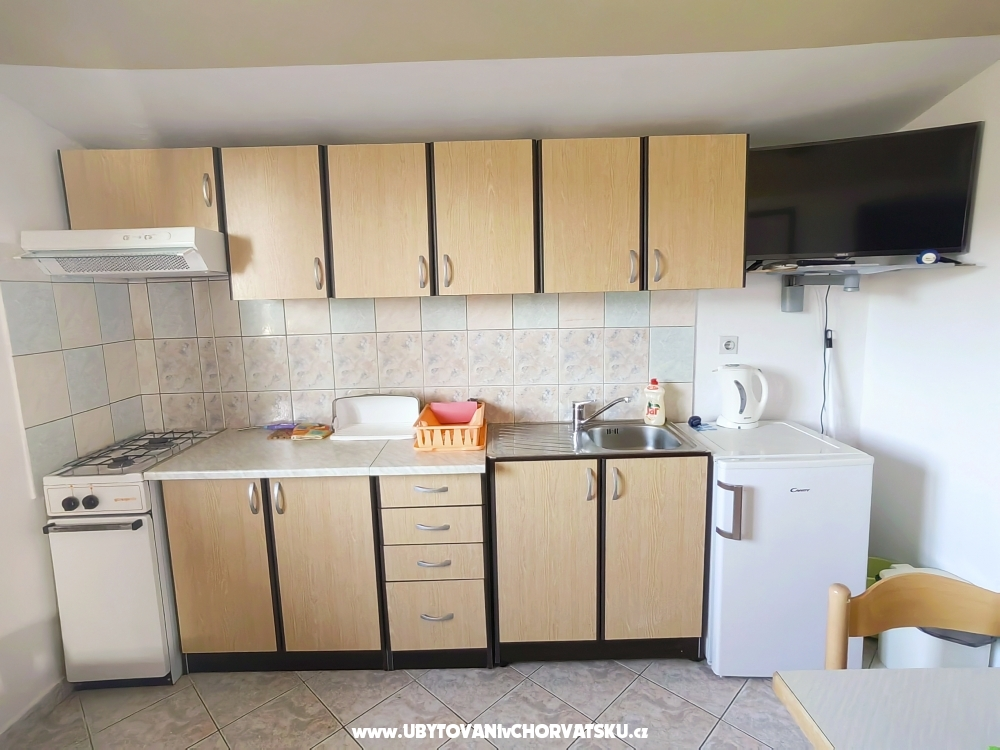 Apartmaji Vulin - Vodice Hrvaška