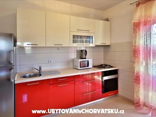 Apartmány Grubelic - Vodice Chorvatsko