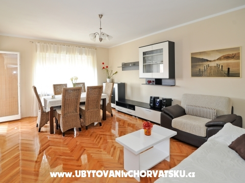 Apartmán Benić - Zadar Chorvatsko