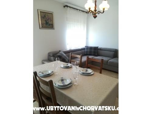 Apartmány Benić - Zadar Chorvatsko