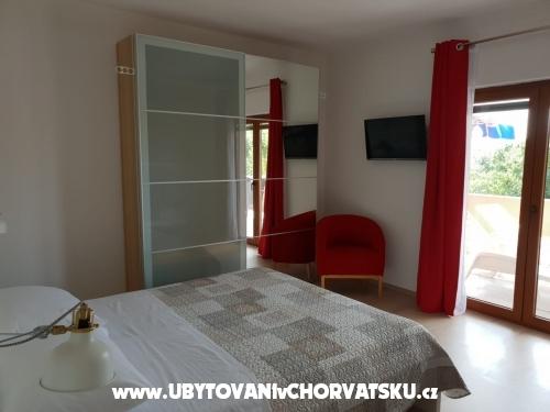 Apartmány Bura - Zadar Chorvatsko