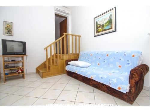 Apartmány ĐURĐICA - Zadar Chorvatsko