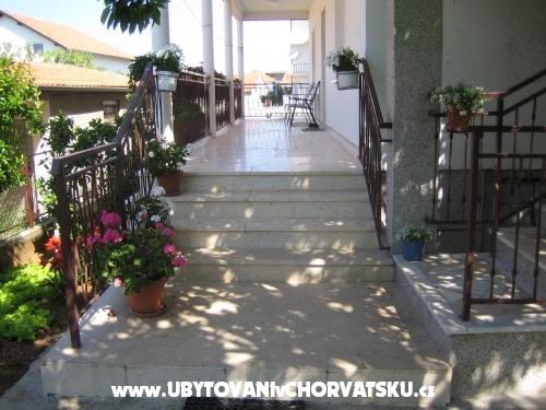 Apartmány Marija - Zadar Chorvatsko