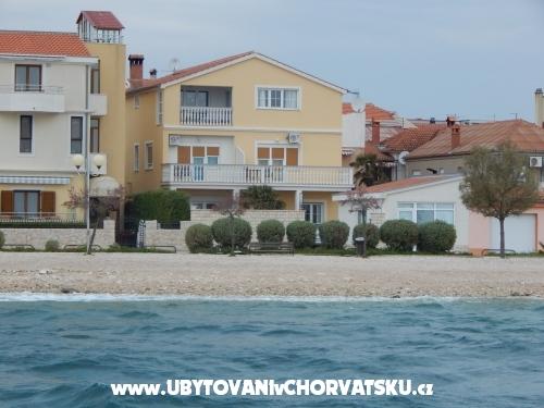 Apartmány Marta - Zadar Chorvátsko