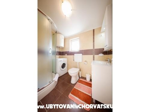 Apartmány Mira - Zadar Chorvátsko