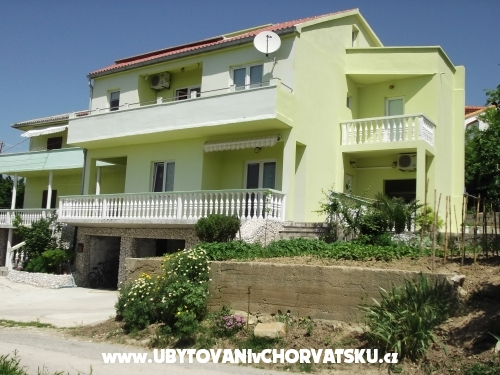 Apartments Mla�o - Zadar Croatia