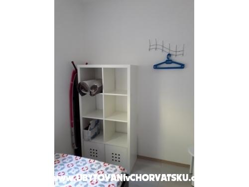 Apartmány Musulin - Zadar Chorvatsko