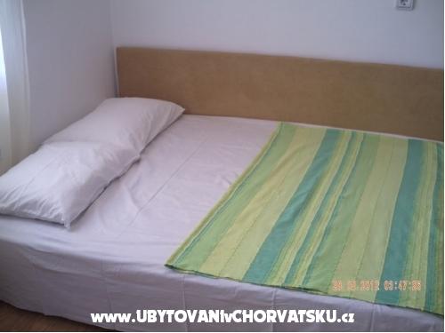 """Apartmány """" ALBA """" - Zadar Chorvatsko"""