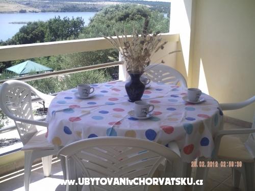 Apartmanok ALBA - Zadar Horvátország