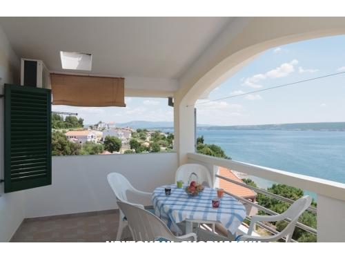 Apartments   ALBA - Zadar Croatia