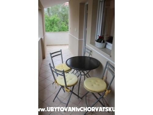 Appartementen Nikolina - Zadar Kroatië