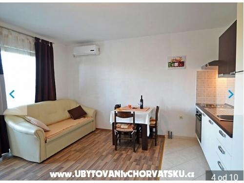Apartmanok Pešut - Zadar Horvátország