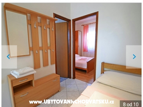 Appartements Pe�ut - Zadar Croatie