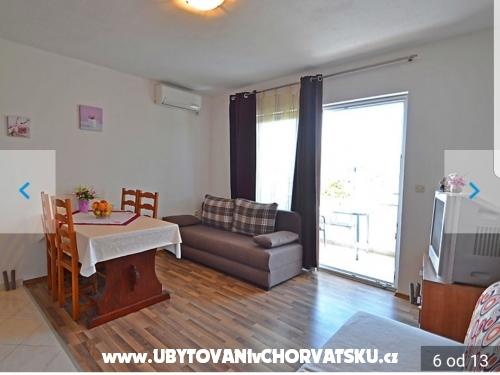 Apartmány Pešut - Zadar Chorvátsko