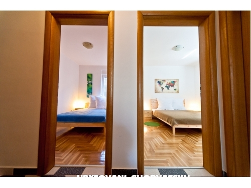 Apartmány Santis Diklo - Zadar Chorvátsko
