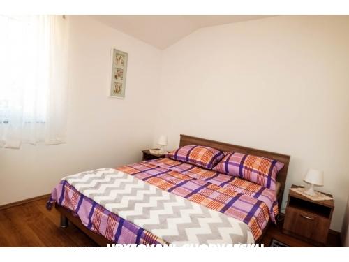 Apartmány Zlatko - Zadar Chorvatsko