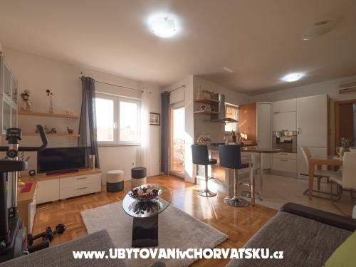 Apartmán Carmen - Zadar Chorvatsko