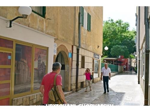 Apartmán Filip - Zadar Chorvatsko