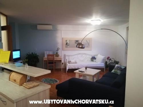 Apartmán Martha - Zadar Chorvatsko
