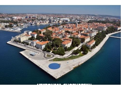 Apartmán P&M - Zadar Chorvatsko