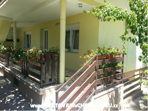 Apartm�n Perunika - Zadar Chorvatsko