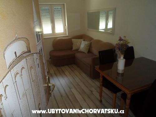 Apartmány Floresita - Zadar Chorvatsko