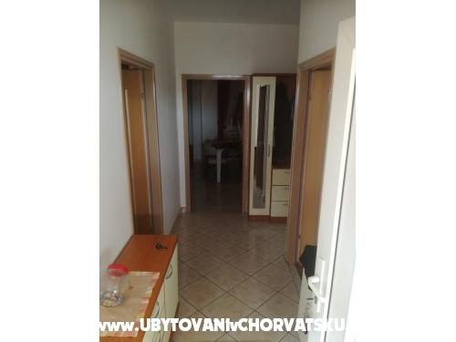 Apartmány F - Zadar Chorvatsko