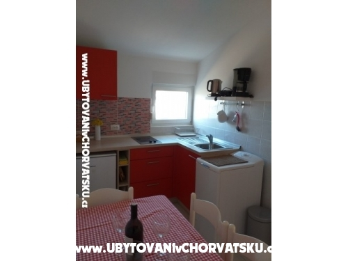 Apartmány Manda - Zadar Chorvatsko