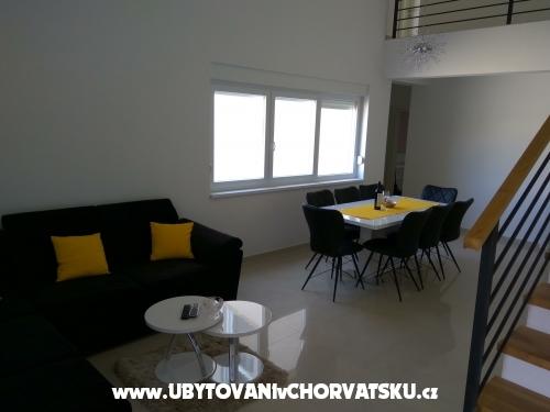 Apartmány Maslina - Zadar Chorvatsko